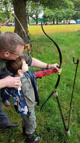 Archery tuition