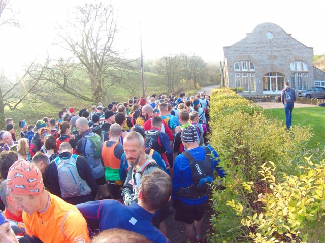 Fell Runner, Tour of Pendle, Pendle hill, Fell Race