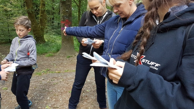 Navigation Skills, Map Reading, learn to read a map, learn to navigate