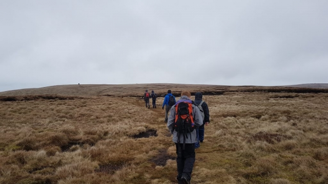 DofE Gold, Mountain Leader, Pendle Hill