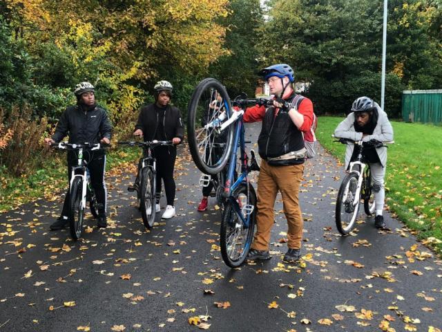 Mountain Bike coaching. MTB Coach, MTB Leader