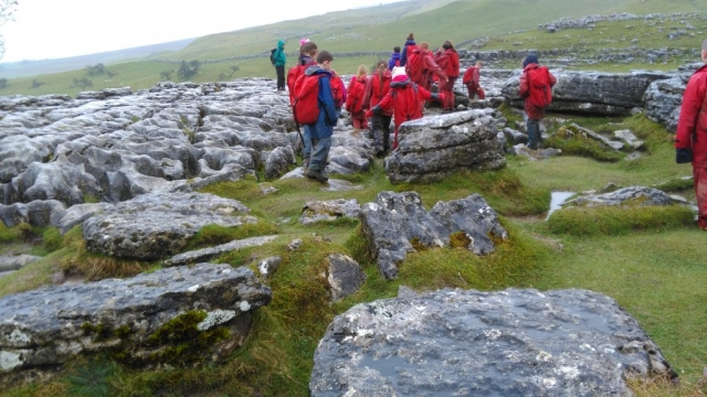 schools outdoor education key stage 2