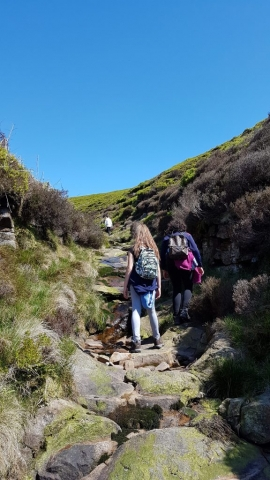 Key stage 2 outdoor education
