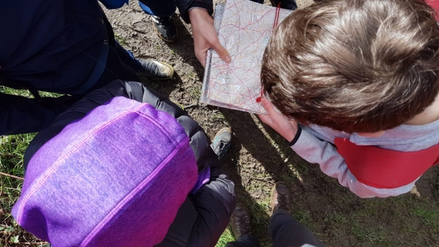 DofE Training, DofE Practice