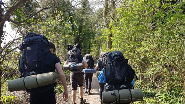 DofE training, DofE Supervision,